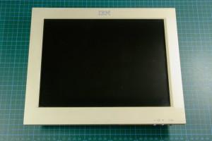 """IBM 4820 - 12"""" POS Monitor mit Touchscreen"""
